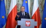 Bronis�aw Komorowski: Nowy sk�ad PKW musi zosta� szybko wybrany