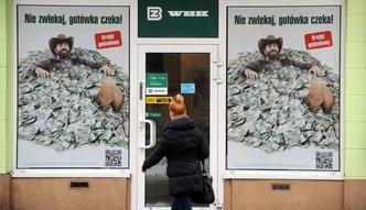 Zyski kwartalne BZ WBK przebiły prognozy. Roczny wynik i tak gorszy