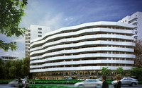Strabag buduje Manhattan Place w Warszawie