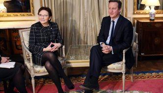 Premier David Cameron nie chce, by imigranci wy�udzali �wiadczenia socjalne