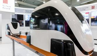 Miejski tramwaj jak taksówka. Polacy pokazali go na Hannover Messe