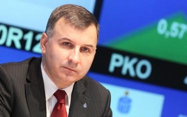 Prezes PKO BP dla Money.pl: Kredyty b�d� ta�sze. Ale wzrost gospodarczy...