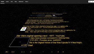 Google Chrome ma niespodziank� dla fan�w Gwiezdnych Wojen