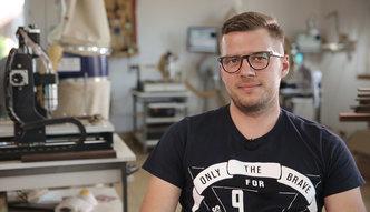 Pomys� na biznes: Okulary i zegarki z drewna