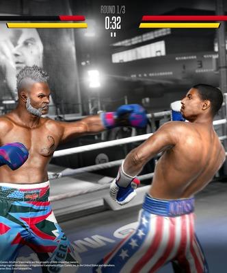 Vivid Games pozyska� do swojej gry jednego z najs�ynniejszych bokser�w