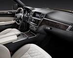 Nowy Mercedes-Benz GL - klasa S wśród SUV-ów