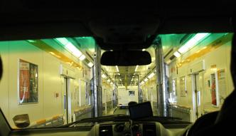 Tunel pod Kana�em La Manche zablokowany