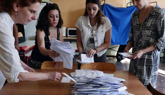 Grecy zag�osowali. Oto pierwsze wyniki refendum