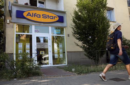 Upadek biura podr�y Alfa Star. Podejrzane transakcje akcjami sp�ki