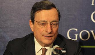 Podatek bankowy. Mario Draghi ostrzega Polsk� przed jego negatywnymi skutkami