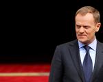 Donald Tusk zrzek� si� mandatu poselskiego