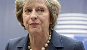 """Theresa May ogłasza twardy Brexit. """"Wielka Brytania nie może pozostać cześcią jednolitego rynku"""""""