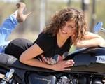 Motocyklistki czują się bardziej seksowne i szczęśliwe