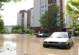 Powódź na Kozanowie w 2010 roku