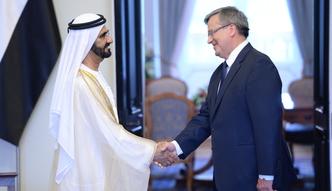Loty do Dubaju z Warszawy pomog� polskiej gospodarce?
