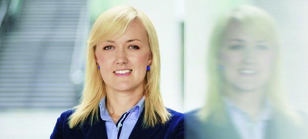 Monika Szlosek, dyrektor Bankowości Detalicznej<br/>i Inwestycyjnej Deutsche Bank<br/>