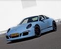 Porsche 911 Targa 4S Exclusive Edition - dla wymagaj�cych