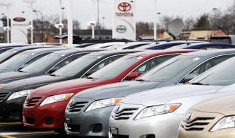 Toyota sprawdza liczbę aut z wadliwymi pedałami gazu