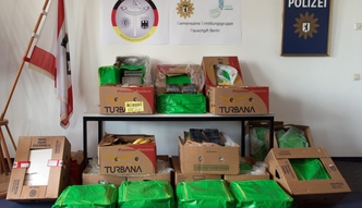 Przemyt narkotyk�w. Blisko 400 kg kokainy odkryto w supermarketach Aldi