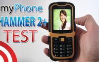 Recenzja MyPhone Hammer 2+ czyli Wodoszczelny Telefon do Zadań Specjalnych (DROP TEST)