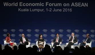 W Kuala Lumpur szczyt ASEAN