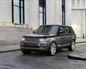 Range Rover SVAutobiography - dwie tony luksusu