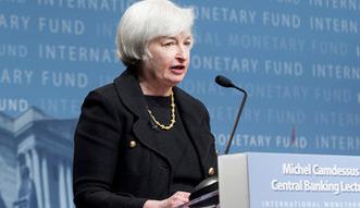 Wall Street w g�r�. Rynek pozna� wa�n� publikacj� Fed