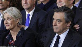 Fillon z żoną przesłuchani w sprawie zarzutów fikcyjnej pracy