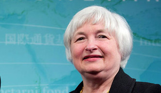 Szefowa Fed drugi raz stanie przed komisj�. Ma dobre wie�ci dla z�otego