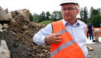Minister Adamczyk obiecuje przetarg na A1. Ten sam przetarg obiecywał pół roku temu