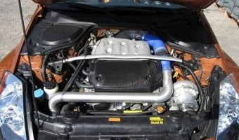 Nissan 350Z - nowa młodość dzięki firmie Senner