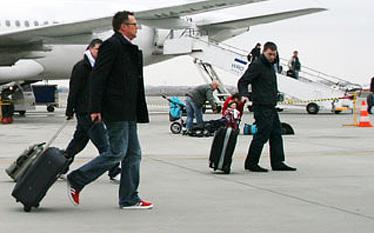 Zakaz wnoszenia p�yn�w do samolotu - jest decyzja UE