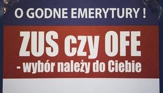 Okno transferowe w ZUS. 25 tys. os�b chce wr�ci� do OFE