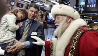 Rajd świętego Mikołaja. Inwestorzy giełdowi mogą w tym roku liczyć na zyski