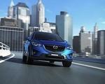 Nowy gracz w klasie SUV - Mazda CX-5