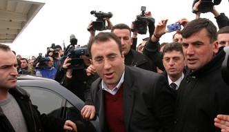 Zatrzymanie Haradinaja. By�emu premierowi Kosowa zwr�cono paszport