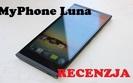 MyPhone Luna - 5,5 Calowy Smartfon z Sze�cioma Rdzeniami