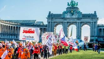 Protest w Brukseli. Unijny przemys� przeciwko uznaniu Chin za gospodark� rynkow�