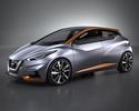 Koncepcyjny Nissan Sway zapowiedzi� nowej Micry?