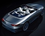 Mercedes Klasy S Cabriolet - luksusowy jacht