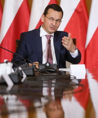 Morawiecki: 30 mld z� dla os�b s�abiej uposa�onych i rodzin