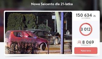 Zbiórka na nowe Seicento. Pieniądze zniknęły? W sieci pojawiły się plotki