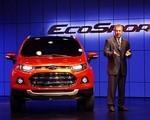 Ford Ecosport - nowy SUV klasy mini