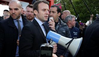 Wybory we Francji. Macron i Le Pen walczą o głosy w fabryce, która przenosi produkcję do Polski
