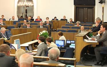 Posiedzenie Senatu. Jakie ustawy w porz�dku obrad?
