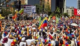 Prezydent Wenezueli og�osi� kolejn� podwy�k� p�ac. Ale wszystko zjada inflacja