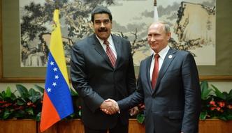 Ceny ropy naftowej. Putin i Maduro chc� dzia�a�, �eby je podnie��