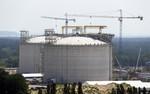 USA b�dzie eksportowa� gaz LNG do Europy Wchodniej?