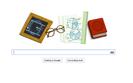 Dzie� Edukacji Narodowej wg Google Doodle