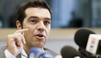 """Bankructwo Grecji. Cipras nawo�uje do g�osowania na """"nie"""""""